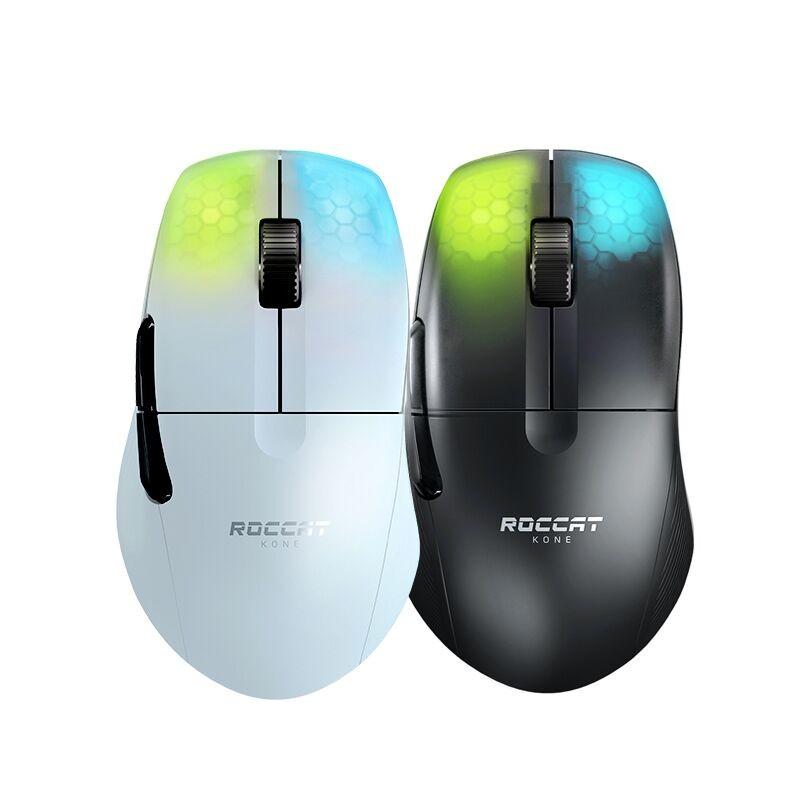 ROCCAT 冰豹 Kone Pro Air 魔幻豹 轻量化无线蓝牙鼠标 职业版