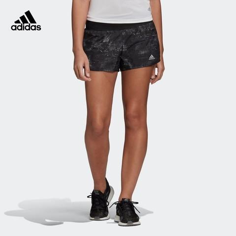 adidas 阿迪达斯 RUN IT SHO WD W GC6632 女款运动短裤