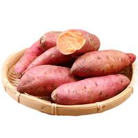 小马乐活 大果 六鳌红蜜薯 2.5kg