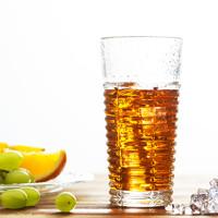 法国原产La Rochère节奏系列长饮杯洋酒杯玻璃杯咖啡杯冷饮杯 透明