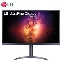 7日0点、PLUS会员:LG 乐金 32EP950 31.5英寸OLED显示器(3840×2160、60Hz、1ms、HDR400)