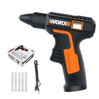 16日0点:WORX 威克士 WX890 家用充电式热胶枪