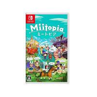 Nintendo 任天堂 Switch 迷托邦 Miitopia 日版实体卡 中文