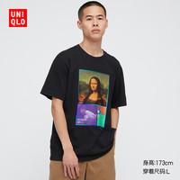 UNIQLO 优衣库 卢浮宫博物馆联名 434378 男女印花T恤