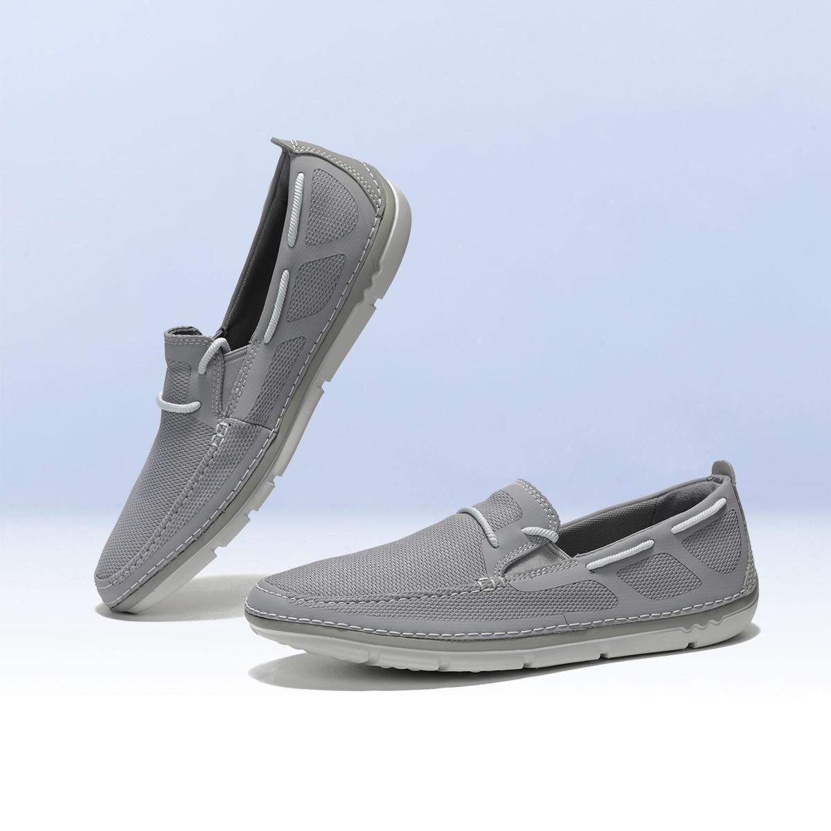 Clarks 其乐 261333067 男士一脚蹬单鞋