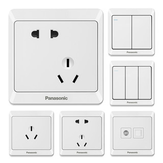 Panasonic 松下 开关插座 空白面板