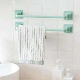 MENGTING 梦庭 浴室免打孔浴巾架