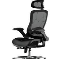 16日0点:HBADA 黑白调 HDNY167BM 电脑椅