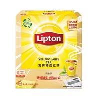 88vip:Lipton 立顿 红茶 黄牌精选 100包