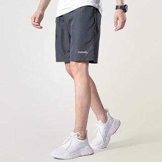 CAMEL 骆驼 夏季新品潮流宽松运动短裤青年五分裤男士休闲短裤