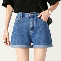 FOREVER 21 FRGK070 女士短裤