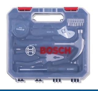 16日0点 : BOSCH 博世 12件套多功能手工工具套装