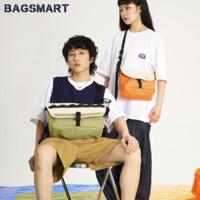 BAGSMART UP系列 BM0302013AN 单肩邮差包