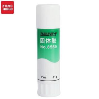 凑单品 : TANGO 天章 探戈系列 高粘度PVA固体胶棒 21g 单支装
