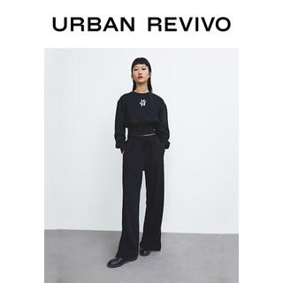 URBAN REVIVO YL08R4ON2000 女士卫衣