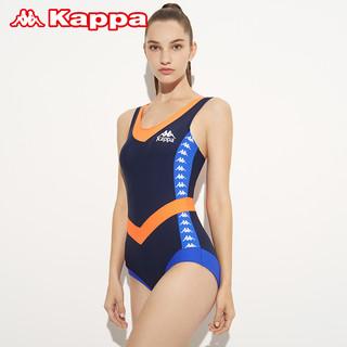 Kappa 卡帕 SPIRITO系列 K0022YZ84L 女士三角无袖连体泳衣