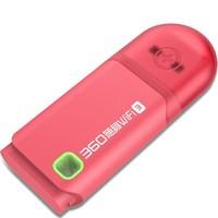 360 随身 WiFi3 300M 无线网卡  红色
