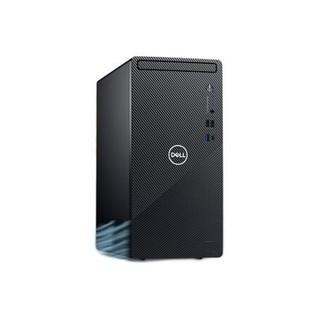 DELL 戴尔 灵越 3891 23.8英寸 台式机 黑色(酷睿i5-11400F、GT730、16GB、512GB SSD、风冷)