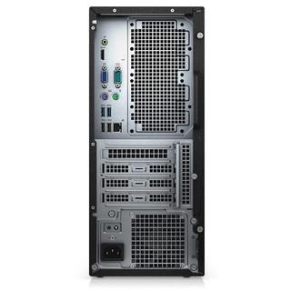 DELL 戴尔 成铭 3980 19.5英寸 台式机 黑色(奔腾G5400、核芯显卡、4GB、500GB HDD、风冷)