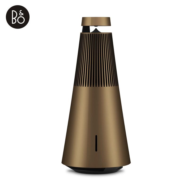 PLUS会员 : BANG&OLUFSEN 铂傲 BeoSound 2 无线蓝牙HIFI音箱 古铜色