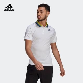 adidas 阿迪达斯 GK9531 男装运动Polo衫