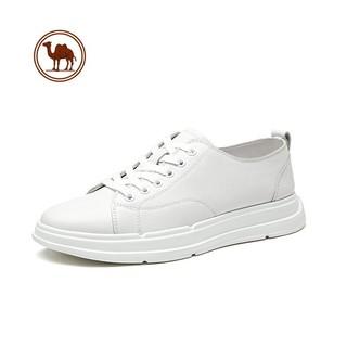 CAMEL 骆驼 W112541610 男士小白鞋