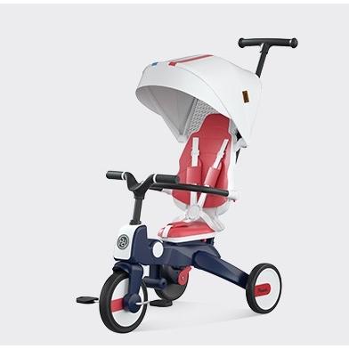 Pouch 帛琦 婴儿多功能三轮脚踏车