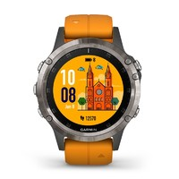 GARMIN 佳明 Fenix 5 Plus 智能手表 47mm  (GPS、北斗)