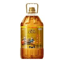 福临门 家香味 榨花生仁油  6.38L