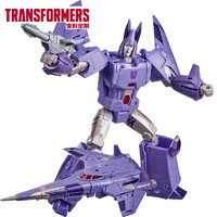 Transformers 变形金刚 手办变形汽车 决战塞伯坦王国航行家级系列 狂飙 F0692
