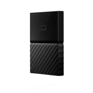 Western Digital 西部数据 My Passport系列 2.5英寸 移动机械硬盘 4TB USB 3.0 经典黑