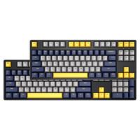 iKBC C210 机能 有线机械键盘(cherry红轴、PBT、108键)