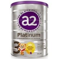 a2 艾尔 Platinum系列 幼儿配方奶粉 3段 900g