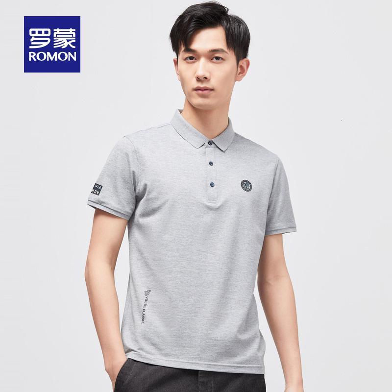 ROMON 罗蒙 S1T091106 男士Polo衫