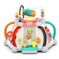 Huile TOY'S 汇乐玩具 婴儿益智玩具六面体