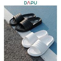 DAPU 大朴 AE1X0120210103 情侣潮流运动拖鞋