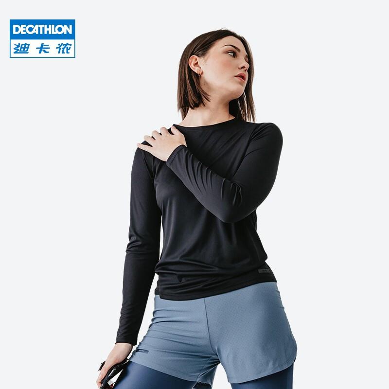 DECATHLON 迪卡侬 RUNW 8380664 女款速干T恤