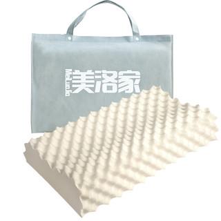 MeiLuoJia 美洛家 狼牙颗粒乳胶枕 带内套 60*37cm