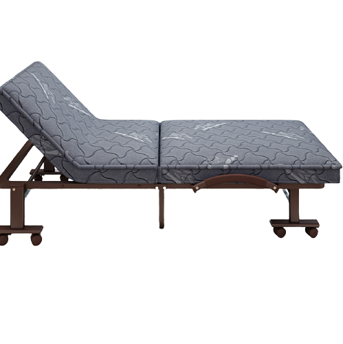 oulaiteman 欧莱特曼 OLT-B1002 可折叠床 90cm 竹节灰色