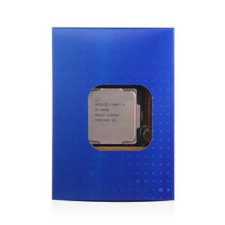 intel 英特尔 酷睿 i5-10500 CPU 3.1GHz 6核12线程