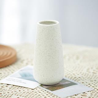 BOMAROLAN 堡玛罗兰 陶瓷花瓶 白色 小号