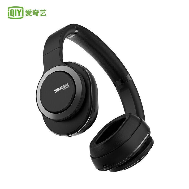 iQIYI 爱奇艺 iReal 头戴式蓝牙耳机