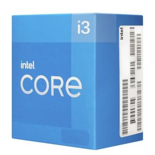 酷睿 i3-10105F CPU 3.70GHz 4核8線程