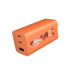 Anker 安克 Nano 65W PD氮化镓充电器 2C1A 航海王 艾斯版