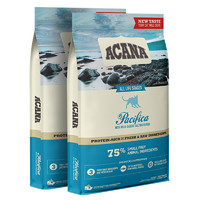 ACANA 爱肯拿 太平洋深海鱼猫粮 4.5kg*2袋