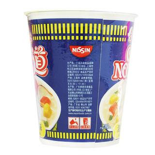 NISSIN 日清食品 即食泡面    498g