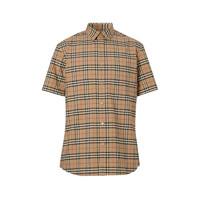 黑卡会员:BURBERRY 博柏利 8020965 男士短袖衬衫