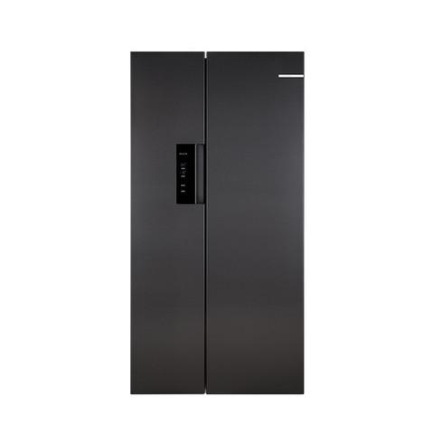 BOSCH 博世 灰阶系列 KXN50A97TI 风冷对开门冰箱 502L 钛灰