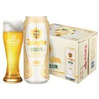 88VIP:TSINGTAO 青岛啤酒 小麦白啤 500ml*12听