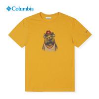 Columbia 哥伦比亚 AE2962 男士趣味印花T恤